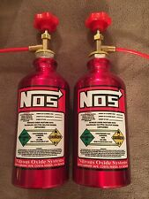 Artificial Nitrous Oxide Bottle Streetfighter GSXR Bandit Custom Car Nos R1.