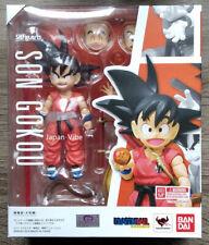 S.H.Figuarts Dragon Ball Z Son Goku kid Figure Tamashii Nations Bandai Authentic