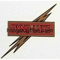 DYNO-LUXE transfer for Raleigh DBU's and accumulators.