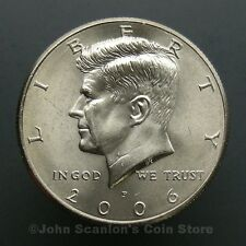 2006-P Kennedy Half Dollar - Choice BU