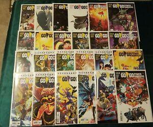 23x Saban's Go Go Power Rangers Boom Studios Comic Collection Lot Run