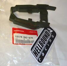 New OEM Honda TRX250r TRX 250R 1986-1987 Front chain slider guide swingarm