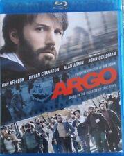 ARGO 1-Disc Blu-Ray Movie (No DVD or DC)  Ben Affleck
