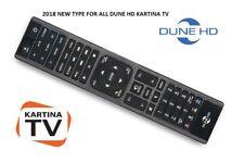 Remote  Dune 101 102 HD Kartina TV Micro Relax LITE 301 SMART MAX NEW TYPE 2018