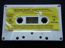 Medwyn Goodall - Medicine Woman Tape Cassette (C7)