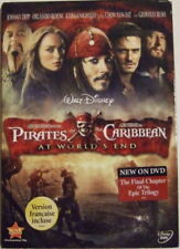 Pirates of the Caribbean: At Worlds End (CANADIAN DVD, 2007)