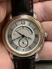 Maurice Lacroix Masterpiece Power Reserve MP7098-PS101-110 Swiss Men's Watch