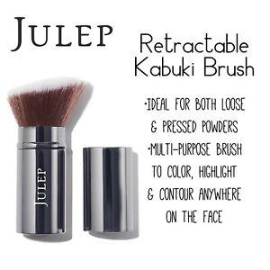 JULEP Retractable Kabuki Brush