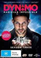 Dynamo Magician Impossible Season 3 : NEW DVD