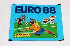 Panini EM EC Euro 88 1988 – 1 x TÜTE PACKET BUSTINA SOBRE POCHETTE MINT!