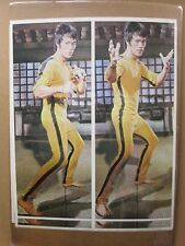 Bruce Lee Vintage Poster Enter the Dragon Karate martial Arts in#G1866