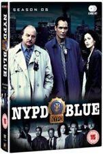 NYPD Blue Season 5 Digital Versatile Disc DVD Region 2 Shipp