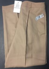 Talbots Women`s 100% Wool Pleated Dress Pants Size 10P