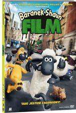 BARANEK SHAUN: FILM (SHAUN THE SHEEP MOVIE) - BOOKLET DVD