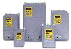 Frequenzumrichter, IP20, 4kW, dreiphasig, 400-480V, Parker AC10 mit EMV-Filter