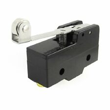 3-screw Terminal Long Hinge Roller Lever AC DC Limit Micro Switch RZ-15GW2S-B3