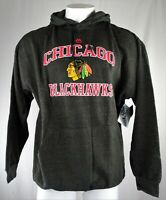 Chicago Blackhawks NHL Men's Big & Tall Heart & Soul Hoodie
