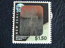 New Zealand 1994 First Moon Landing 25th Anniversary Holographic Stamp (MNH)