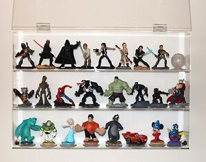 Collectors Showcase - Premium Display Case for Disney Infinity Collection - S2MS