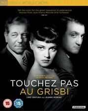 Touchez Pas Au Grisbi (Zone B Blu-ray) Gabin, Ventura, Moreau - NEW