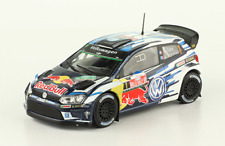 Coche Volkswagen Polo WRC #1 - Gales / Wales Rally GB 2016 - S. OGIER  (1/43) VW
