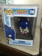 Funko Pop #06 Sonic The Hedgehog Sonic Figure