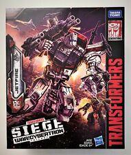 Transformers War for Cybertron Siege Commander Class Skyfire JETFIRE WFC-S28 HTF