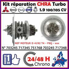 CHRA KIT TURBO GARRETT GT1549S RENAULT 1.9 DCi 105 TRAFIC MASTER KANGOO LAGUNA