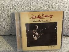 Sandy Denny where the time goes cd