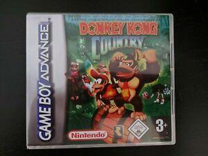 Nintendo Gameboy Advance GBA Donkey Kong Country Genuine Cart.