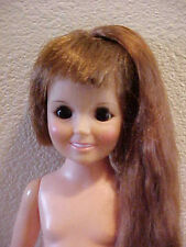 Ideal Crissy Doll 1969 Very Pretty Face and Coloring