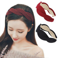 Headband Wide-Brimmed Headband Women's Hair Jewelry Accessory LD