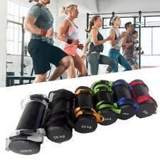 5/10/15/20KG Fitness Sandbag Sand Power Weights Bag Gym Home Strength Training