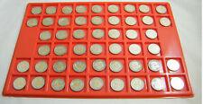 20 x Münztableau Tableau für 2 Euro Münzen