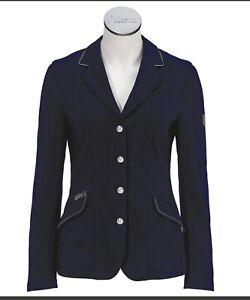Pikeur sarissa Navy Competition/ show jacket Size 40. Ladies Uk 10/12