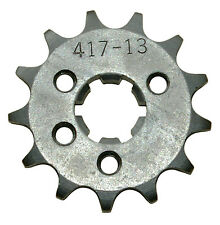 Kawasaki KMX125 front sprocket 428 pitch 13t (86-03) standard original fitment