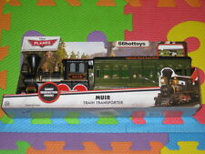 Disney Planes Muir Train Transporter NEW