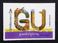 2017 GUADALAJARA  12 MONTHS 12 STAMPS EDIFIL 5103 ** MNH SPAIN STAMPS TC20205