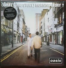 Oasis - (Whats The Story) Morning Glory? LP [Vinyl New] 180gm 2LP + Download