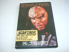 Star Trek The Next Generation: TNG 7 - Episodes 19 20 21  - DVD **Free Postage**