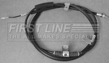 CHRYSLER VOYAGER Mk5 2.8D Handbrake Cable Right 2007 on ENS Hand Brake Parking