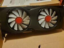 XFX Radeon RX 580 GTR ED LED XXX Edition 8GB GDDR5 Graphics Card NO BOX