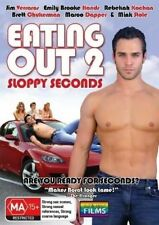 Eating Out 02 - Sloppy Seconds (DVD, 2007) SEALED, R4 Jim Verraros