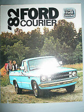Ford USA Courier brochure 1982
