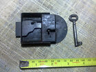 cupboard or drawer lock, made in the USA, antique or vintage