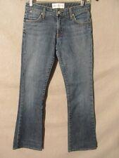 F2114 Paper Denim & Cloth Killer Fade USA Made Boot Cut Jeans Women's 28x29