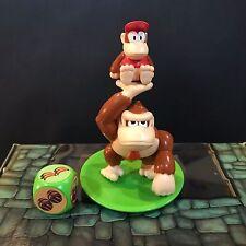 NINTENDO Takara Donkey Kong and Diddy Kong Balance Figure Loose Japan