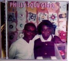 PHILLY SOUL GIRLS - CD - BRAND  NEW