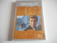DVD NEUF - MENTALIST / DVD 5 - SAISON 1 / 4 EPISODES