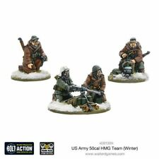 US Army 50 Cal HMG Team Bolt Action Warlord Games 28mm